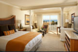 Executive King guestrooms offer spacious sitting areas and stunning ocean views.