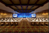 Grand Ballroom provides 20,000 sq. ft. of multi-divisible premium quality meeting space.