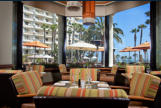 Shades Restaurant provides award-winning cuisine with pool-side patio dining overlooking the ocean.