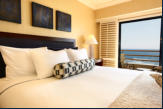 Every guestroom enjoys a panoramic ocean view.